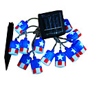 Solar LED Christmas String Light (1049-CIS-19089)