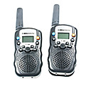 BellSouth 22 canales FRS walkie talkie (pack de 2)