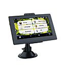 4.3 &quot;draagbare gps navigator auto-fm transmitter-media