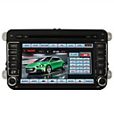 7 Inch Car DVD Player For Volkswagen with GPS Bluetooth TV RDS PIP