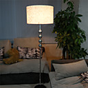1-light Contemporary Floorlamp With Fabric Lampshade (0942-L6010)