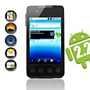 heri g9 - dual sim celular android 2.2 com 3,5 polegadas touchscreen (wifi)