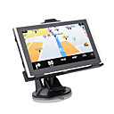 5 inch draagbare high-definition touch-screen auto gps navigator - bluetooth - ebook