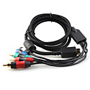 Gold Plated PS3 Component Cable