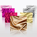 Satin/ Chiffon/ Taffeta/ Organza/ Stretch Satin Swatch