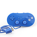 Game Classic Control for Nintendo Wii Blue