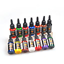 14 Color Tattoo Ink Set 14*15ml