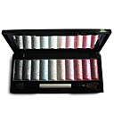 Soft Shimmer 10 Colors Makeup Eye Shadow Palette with Free Brush