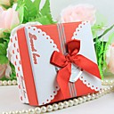 """Sweet Love"" Gift Box with Red Bow (set of 12)"