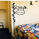 douce sticker mural dcoratifs pour la maison (0565-1105030)