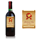 Personalized Bottle Labels - Paper Roll (pack of 36)