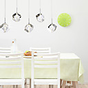 Contemporary Crystal Chandelier with 5 lights for Dining Room (K9 Crystal)