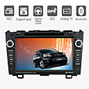8 Inch Car DVD Player For Honda CRV (2007-2010) with GPS Bluetooth TV