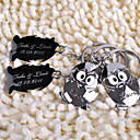 Personalized Key Ring - Penguin Baby (set of 6 pairs)