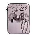 "12"" Street Scene Design Laptop Sleeve Protect Case"