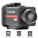 Kilimanjaro - 1080P HD Waterproof Sports Action Camera with 1.5 Inch LCD Screen