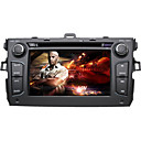 "7""HD Digital Touch Screen 2-Din Car DVD Player For Toyota Corolla 2008-2010-GPS-Steering Wheel Control-RDS-Ipod-BT-DVB-T"