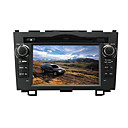 7 Inch Special In-Dash Car DVD Player For Honda CRV Support GPS IPOD Bluetooth Digital TV RDS PIP