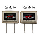 9 Inch Car Headrest Monitor (1 Pair)