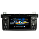 7 Inch Car DVD Player For BMW 3E46 (1998-2006) with GPS Bluetooth TV