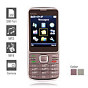 T3 - Thriple SIM 2.2 Inch Bar Cellphone (Dual Camera TV Bluetooth)
