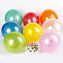 Solid Color Round Ballon (set of 100)