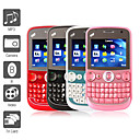 F5 - Thriple SIM Cell Cell Phone with QWERTY keyboard (TV, MP3, MP4, Bluetooth)