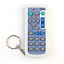 Super Mini Universal TV Remote with Keychain