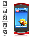 WG9 - dual sim 3,2 pulgadas de pantalla tctil telfono celular (cmara de tv wifi doble)