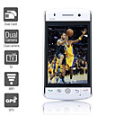 f035 dual card gps wifi java tv bluetooth 3.2 inch touch screen mobiele telefoon witte
