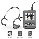 Raynor - Head Mounted Mini Video Recorder with 2.5 Inch LCD Screen