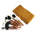Color Shine-Top Grade Sable And Wool Brush Set(24pcs)