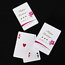 Personalized Playing Cards - Romantic Breeze