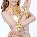 Metal With Coins Belly Dance Jewelry Set More Colors Available