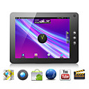 twilight - tablet android 2.3 com 8 polegadas touchscreen capacitivo (1.2GHz cpu, flash10.4, wi-fi, cmera, suporte 3G)