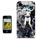 Black Rock Shooter Weapon Version Anime Case for iPhone 4/4s