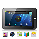 thor - Android 2.3 comprimido com 7 polegadas touchscreen capacitivo (1.2GHz, 8GB, ddr3 512mb, grficos 3D, 1080p)