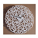 Number Acrylic Mute Wall Clock