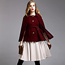 TS Vintage Lapel Cape Jacket