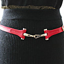 TS Low-cut Leather Buckle Belt (More Colors)