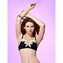 Cotton With Applique Demi Cup  Dramatic Lift Special Occasion Bra More Colors Available