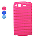 Net Shape Protective Cell Phone Case for HTC Desire S