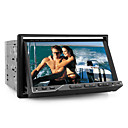 DVD Player Automotivo 2 Din 7 polegadas GPS RDS DVB-T