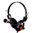 3.5mm stereo mj-690mv mode over-ear mp3/mp4 hoofdtelefoon met microfoon