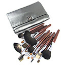 Finding Color-Top Sable HairMakeup Brush Set (24 Pcs)