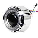 G240 angel eyes faros de xenn con la lente del proyector, 2pcs