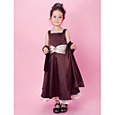 SANDY - Robe de Communion Organza Satin