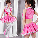 princesse srie danse en polyester fille rose costume (3 pices)