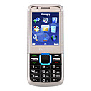 5130 - Dual SIM 2.0 Inch Bar Phone (Quadband TV Dual Camera)
