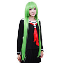 Cosplay Wig Inspired by Code Geass C.C.